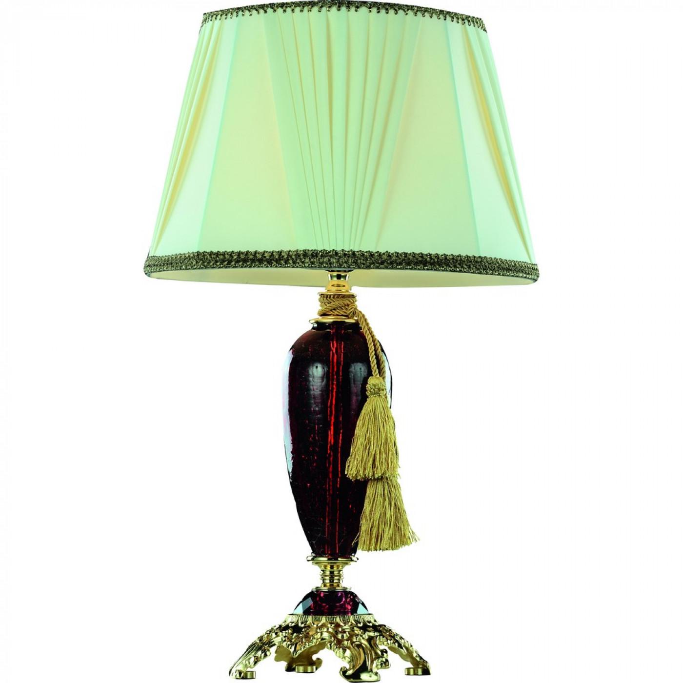 Настольная лампа декоративная Divinare Simona 5125/10 TL-1