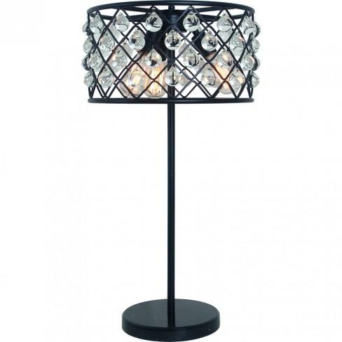 Настольная лампа декоративная Divinare Brava 8203/01 TL-3